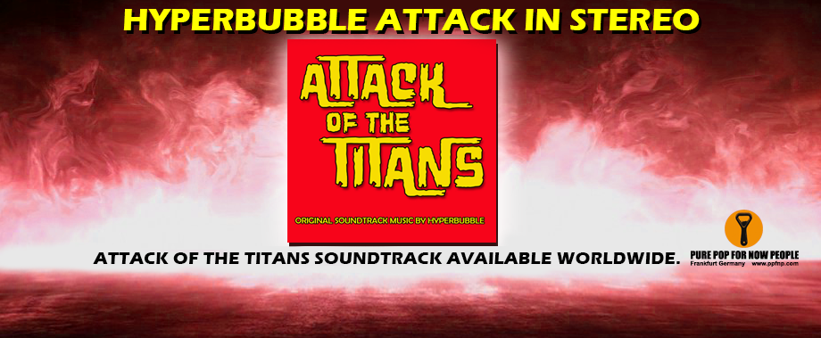 Hyperbubble Attack of the Titans CD